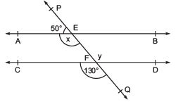 Ex 6.2 NCERT Solutions- Lines and Angles Class 9 Notes   EduRev
