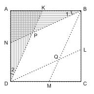 Hots Questions- Quadrilaterals Class 9 Notes | EduRev