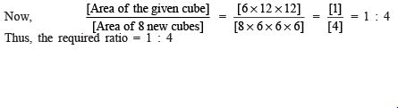 Ex 13.5 NCERT Solutions- Surface Areas and Volumes Class 9 Notes | EduRev