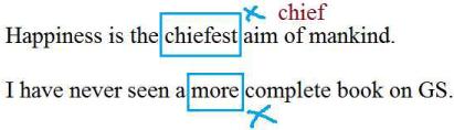 Adjective - Grammar, Verbal Banking Exams Notes | EduRev