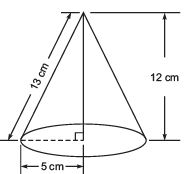 Ex 13.7 NCERT Solutions- Surface Areas and Volumes Class 9 Notes | EduRev