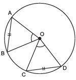 Ex 10.2 NCERT Solutions- Circles Class 9 Notes   EduRev