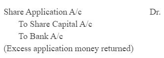 NCERT Solution (Part - 1) - Accounting for Share Capital Commerce Notes | EduRev