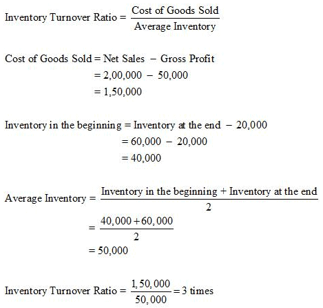 NCERT Solution (Part - 2) - Accounting Ratios Commerce Notes   EduRev