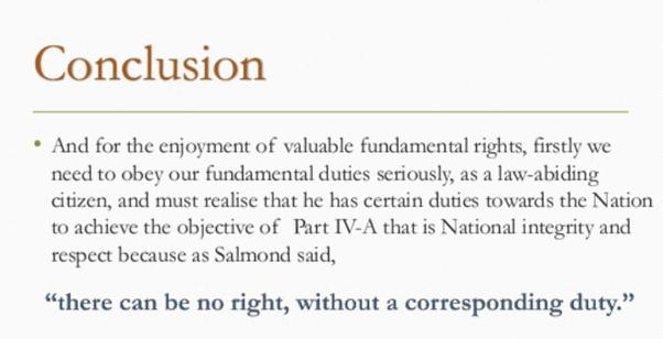 Fundamental Duties UPSC Notes | EduRev