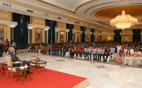 The President of India (Articles 52-62) Notes | EduRev