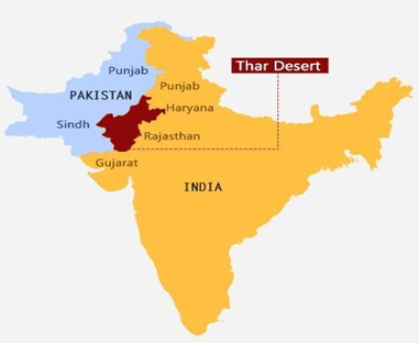 Physical Geography of India (Part- 2) UPSC Notes | EduRev