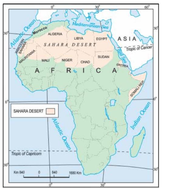 Deserts - Indian geography UPSC Notes   EduRev