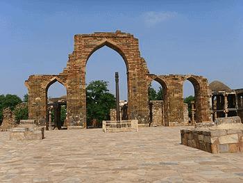 परिचय और वास्तुकला - भारत-इस्लामी संस्कृति, इतिहास, यूपीएससी UPSC Notes | EduRev