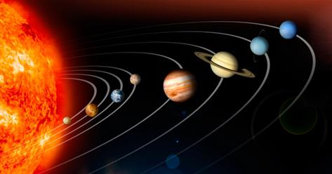 Our Solar System - 1 Notes | EduRev