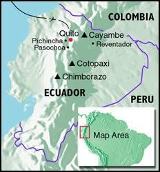 Geography of South America ( Part - 1) Notes | EduRev