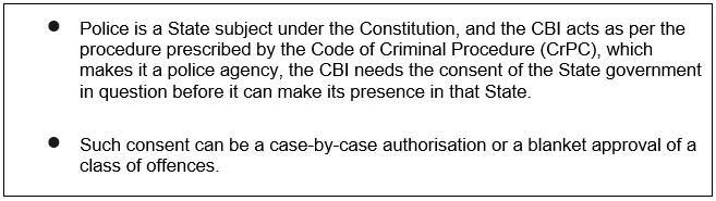 Central Bureau of Investigation - (Part - 1) Notes | EduRev