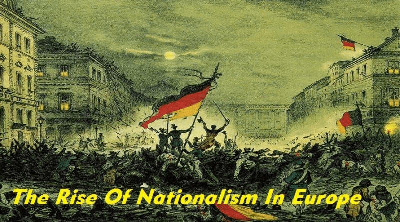 एन सी ई आर टी सार: यूरोप में राष्ट्रवाद का उदय UPSC Notes | EduRev