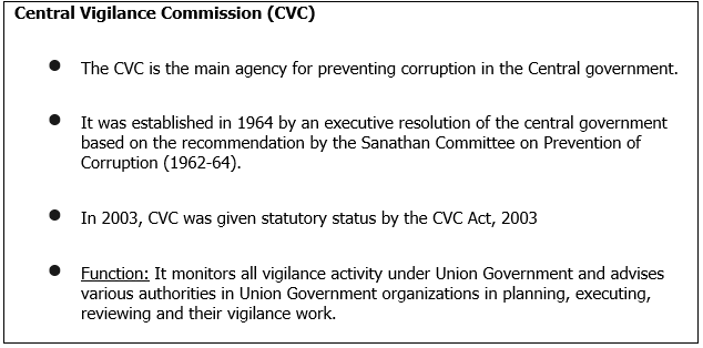 Central Bureau of Investigation - (Part - 2) UPSC Notes | EduRev