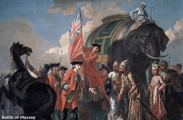 स्पेक्ट्रम: ब्रिटिश विजय की पूर्व संध्या पर भारत का सारांश UPSC Notes | EduRev