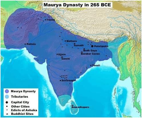 परिचय - द मौर्य साम्राज्य, इतिहास, यूपीएससी UPSC Notes | EduRev