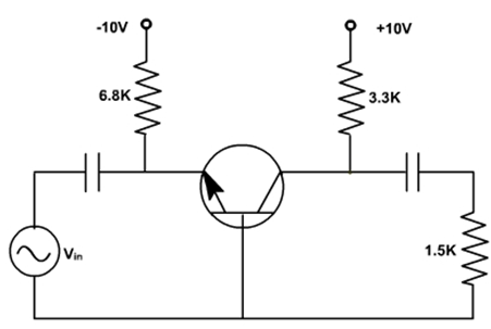 Common Base Amplifier Electrical Engineering (EE) Notes | EduRev