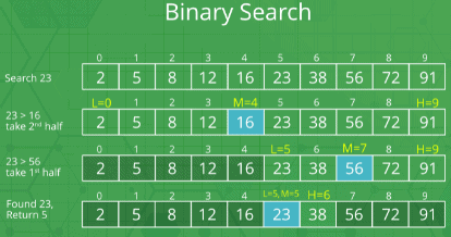 Linear Search & Binary Search- 2 Notes | EduRev
