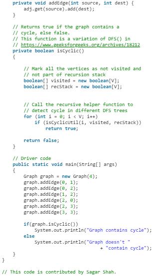 Directed Acyclic Graphs (DAG) Notes   EduRev