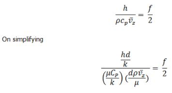Forced Convective Heat Transfer (Part - 6) Chemical Engineering Notes | EduRev