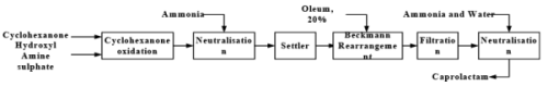 Cyclohexane, Caprolactam, Nylon 6 Adipic Acid (Part - 1) Chemical Engineering Notes   EduRev