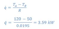Conduction: One Dimensional (Part - 3) Chemical Engineering Notes | EduRev