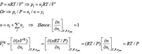 Ideal Gas Mixtures and Liquid Solutions Civil Engineering (CE) Notes   EduRev
