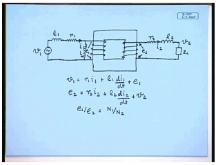 Modeling Of Single Phase Transformers Electrical Engineering (EE) Notes   EduRev