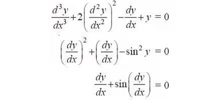 Differential Equations Notes | EduRev