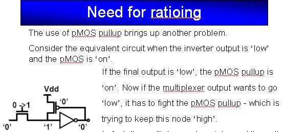 Pseudo NMOS Inverter (Part - 3) Electrical Engineering (EE) Notes   EduRev