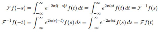 Fourier Transform and its Properties Electrical Engineering (EE) Notes   EduRev