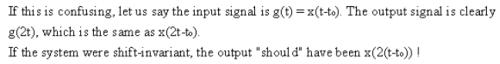 Properties of Systems Electrical Engineering (EE) Notes | EduRev