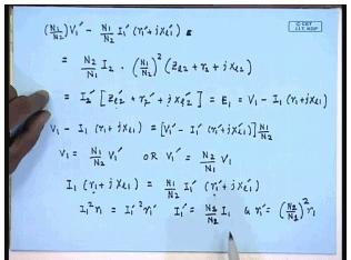 Modeling Of Single Phase Transformers Electrical Engineering (EE) Notes | EduRev