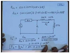 Equivalent Circuits Of Single Phase Transformers Electrical Engineering (EE) Notes   EduRev