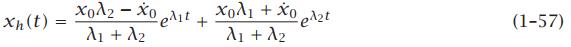 General Solution To Second Order Homogeneous LTI System Mechanical Engineering Notes   EduRev