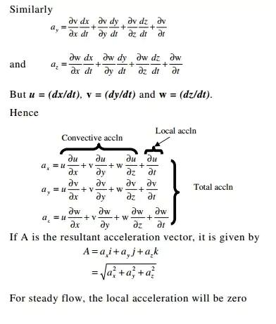 Fluid Kinematics Notes   EduRev