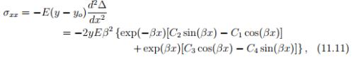 Beam on Elastic Foundation Civil Engineering (CE) Notes   EduRev