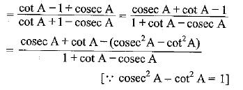 Ex 8.4 NCERT Solutions- Introduction to Trigonometry Class 10 Notes | EduRev