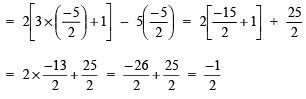 NCERT Solutions(Part- 5)- Linear Equations in One Variable Class 8 Notes   EduRev