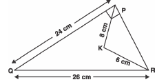 Long Answer Type Questions- Triangles Class 10 Notes | EduRev