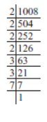NCERT Solutions(Part- 3)- Squares and Square Roots Class 8 Notes | EduRev