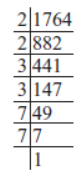 NCERT Solutions(Part- 2)- Squares and Square Roots Class 8 Notes | EduRev