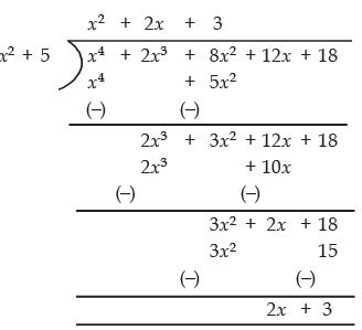 Short Answer Type Questions (Part - 2) - Polynomials Class 10 Notes | EduRev