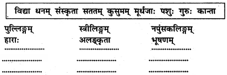 अभ्यास - विद्याधनम् | NCERT Solution Notes | EduRev