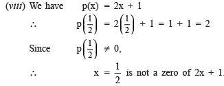 Ex 2.2 NCERT Solutions - Polynomials Class 9 Notes | EduRev