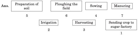 NCERT Solutions - Crop Production and Management, Science, Class 8 Class 8 Notes | EduRev