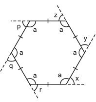 NCERT Solutions(Part- 2)- Understanding Quadrilaterals Class 8 Notes | EduRev