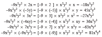 NCERT Solutions (Part- 2)- Algebraic Expressions and Identities Class 8 Notes   EduRev