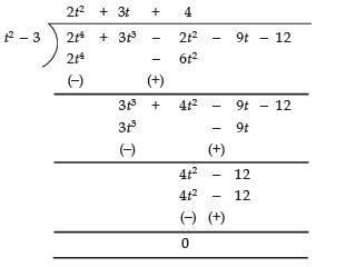 Ex 2.3 NCERT Solutions - Polynomials Class 10 Notes   EduRev