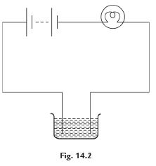 NCERT Solutions - Chemical Effects of Electric Current, Science, Class 8 Class 8 Notes | EduRev